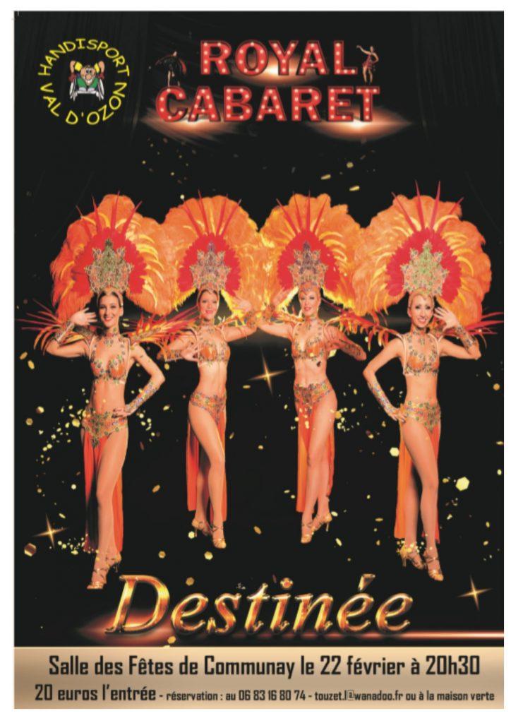 Handisport val d'ozon royal cabaret
